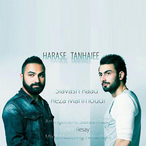 دانلود آهنگ جدید سیاوش راد و رضا محمودی بنام هراس تنهایی